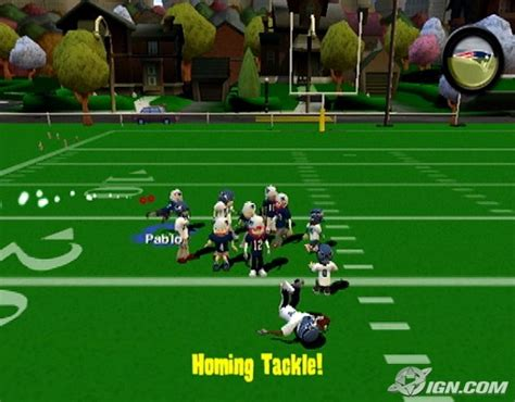 backyard football 2008 screenshots pictures wallpapers