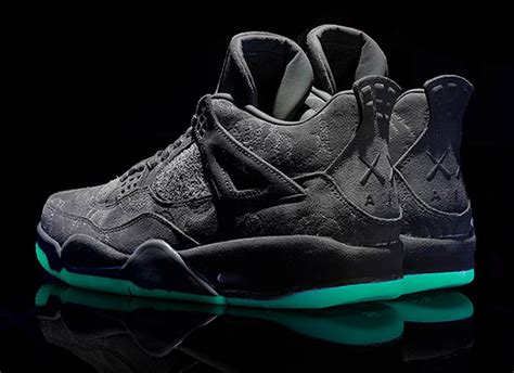 Nike Air 4 Retro Kaws Grey nike turns the heat up for cyber monday with the air