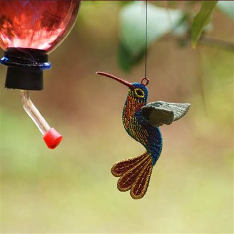 homemade hummingbird ornaments 1000 images about birds of a feather on embroidery designs free ornaments and