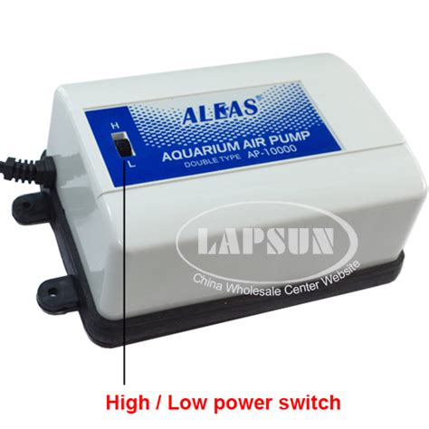 Ls With Power Outlets by 3 3w Dual Outlet Adjustable Aquarium Fish Tank Air