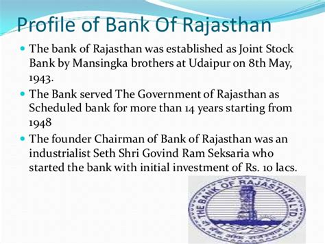 who is the founder of icici bank merger of icici bank and bank of rajasthan