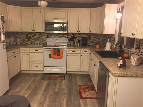 Lowes Kitchen Cabinets White lowes caspian off white cabinets off white kitchen