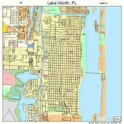 map lake worth florida lake worth florida map 1239075
