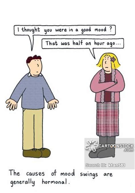 hormone swings marriedlife cartoons and comics funny pictures from