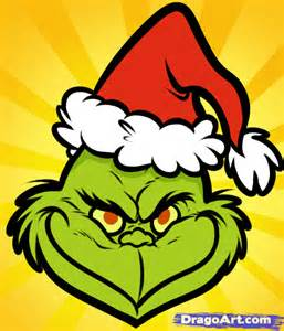 How to draw the grinch easy step by step christmas stuff