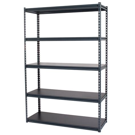 rack of step beam rack 5 shelf