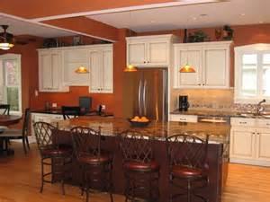 Modern kitchen color schemes red colors scheme in modern kitchen