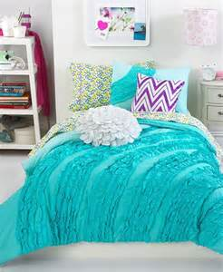 Ruffle comforter sets from teen vogue are a fabulous addition to any