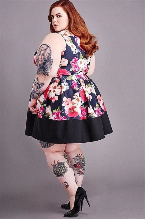 Pin up plus size dresses   PlusLook.eu Collection