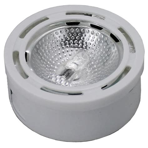 12v Halogen Under Cabinet Puck Light Cph1 By Aql Cabinet Halogen Lights