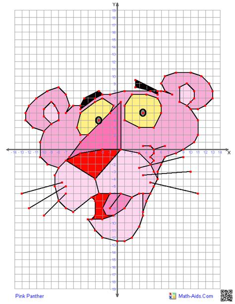 printable graph paper math aids 4 quadrant graphing worksheets abitlikethis
