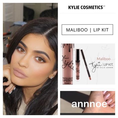 Lip Kit Maliboo 20 cosmetics other maliboo lip kit from