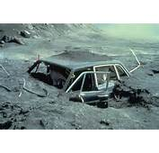 Reid Blackburns Car After May 18 1980 St Helens Eruptionjpg