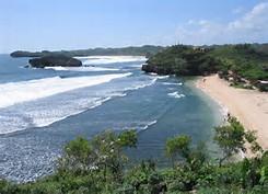 Gambar Pemandangan Di Pantai