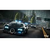 Need For Speed Rivals Bugatti Cop Car Wallpapers  HD