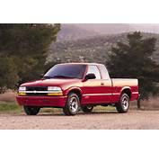 Chevrolet S10 Information