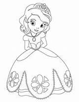 princesse sofia 08 coloriage de princesse sofia par Disney, Princesse