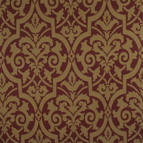 red home decor fabric home decor fabric english cottage camila red