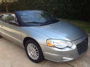 2006 Chrysler Sebring 2006 Chrysler Sebring Pictures Cargurus