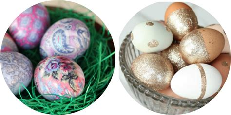 decorating easter eggs 10 ideas for decorating easter eggs somewhat simple