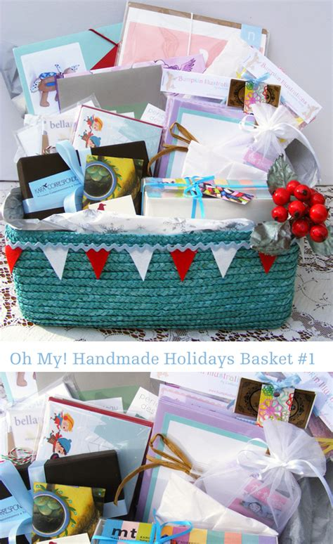 giveaway oh my handmade holidays giveaway oh my handmade