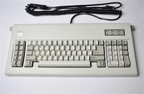 Keyboard Ibm ibm pc at original keyboard original box clickykeyboards
