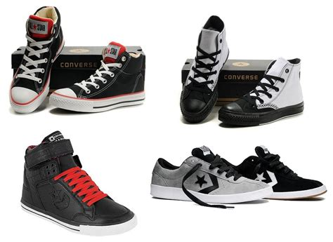 Converse Original Low the black converse hip durable and comfortable footwear