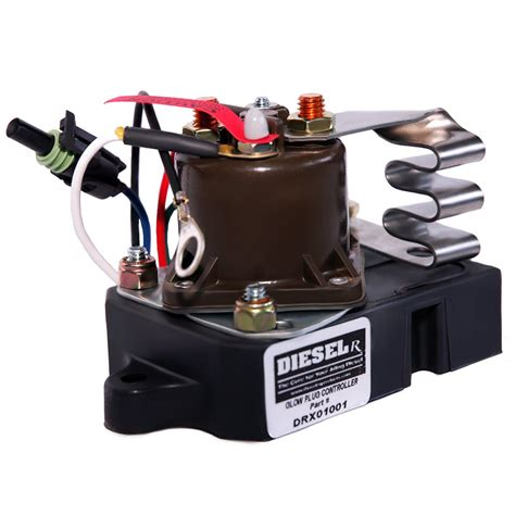 cucv glow relay wiring diagram cucv glow system