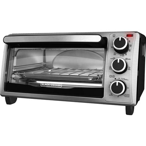 Black Decker Convection Countertop Toaster Oven To1675b White Toaster Oven Blackdecker To1675b 6slice Convection