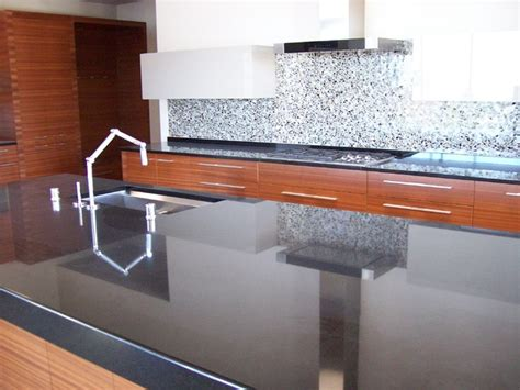 Modern Granite Countertops by Modern Kitchen Granite Countertops D S Furniture
