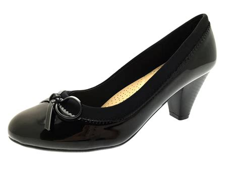 womens comfort heels womens mary jane comfort shoes low heel casual work court