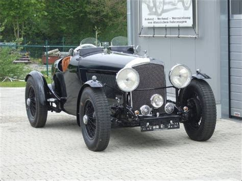 bentley special for sale for sale 1935 bentley 3 5 litre sports special classic