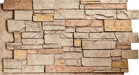 stone wall sand panels decor