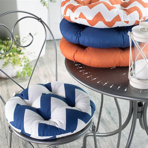 Round Outdoor Chair Cushions Outdoor Chair round patio