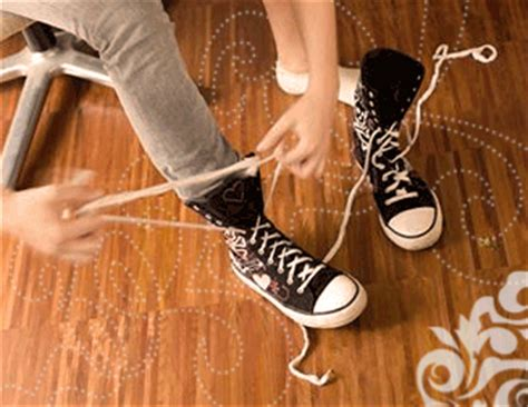 putting on shoes the of shoe lacing shoes news updated