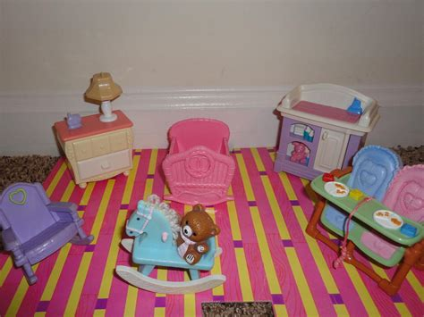 Fisher Price Loving Family Furniture by Loving Family Dollhouse Furniture Fisher Price Nursery