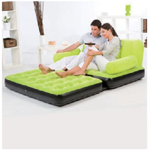 luftmatratze sofa bestway multi functional airbed chair sofa