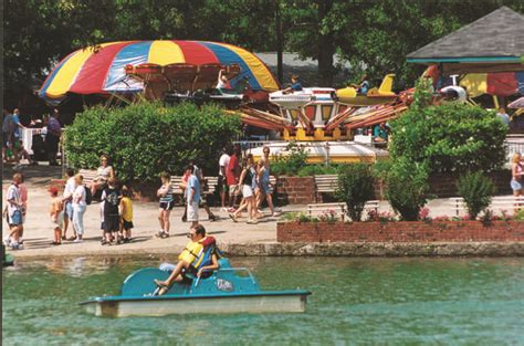chattanooga paddle boat rode the paddle boats at lake winnie rollercoasters