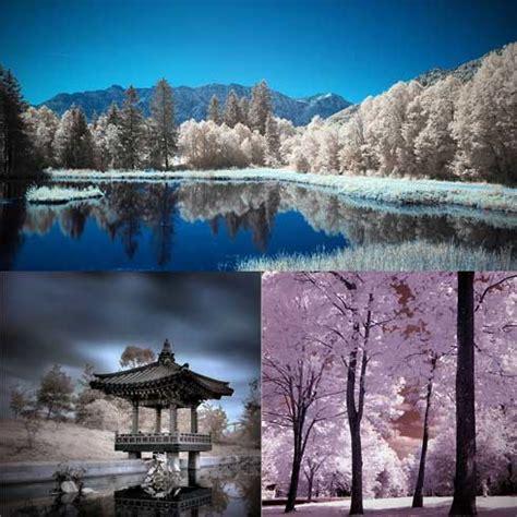 3x Klik Sulap Foto Langsung Keren infrared actions keren untuk photoshop vyzewitch