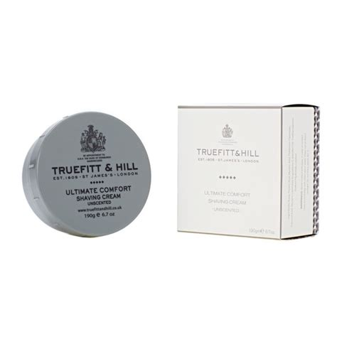 Truefitt Hill Ultimate Comfort Pre Shave by Truefitt Hill Ultimate Comfort Bowl 190g