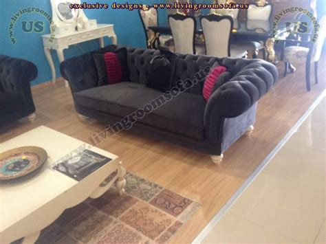 black fabric chesterfield sofa black fabric chesterfield