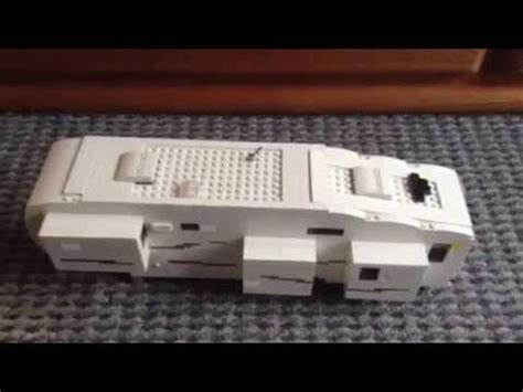 tutorial lego fifth wheel lego montana fifthwheel moc youtube