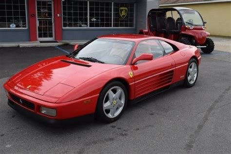 1991 red coupe 8 950 buy or sell classic buick reatta coupe or convertible 1991 ferrari 348 36869 miles red coupe v8 other manual 5 speed classic ferrari 348 1991 for sale