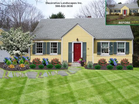 front yard landscaping ideas pictures front yard landscape design madecorative landscapes inc