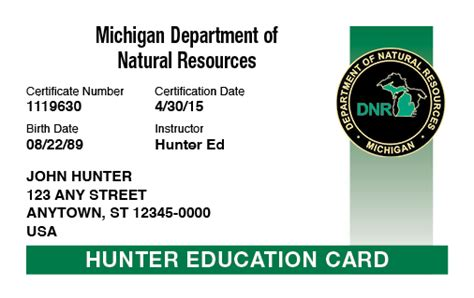 does a pa boating license expire michigan online hunter safety course hunter ed