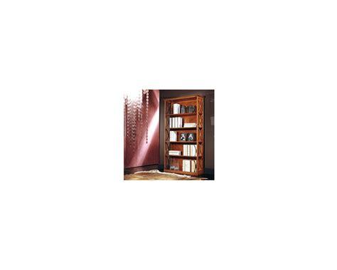 libreria legno massello prezzi libreria a giorno legno massello