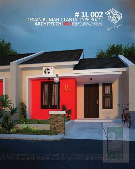 desain rumah minimalis type 21 desain rumah minimalis 1 lantai type 30 lebar 6 meter