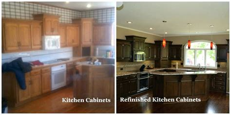 Kitchen Cabinet Painting Before And After I Just Love