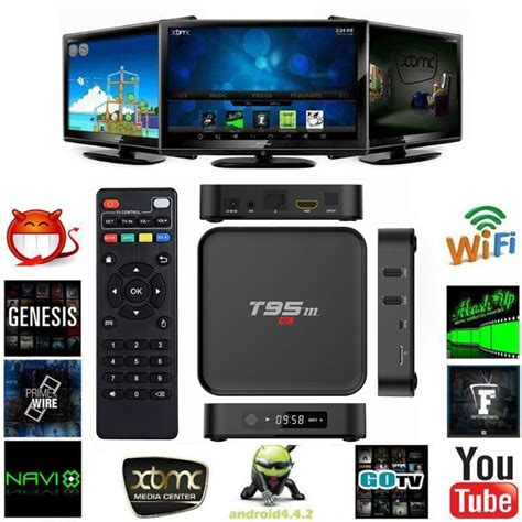 themes for android box buy t95m quad core 2gb 8gb 6 0 android smart tv box in