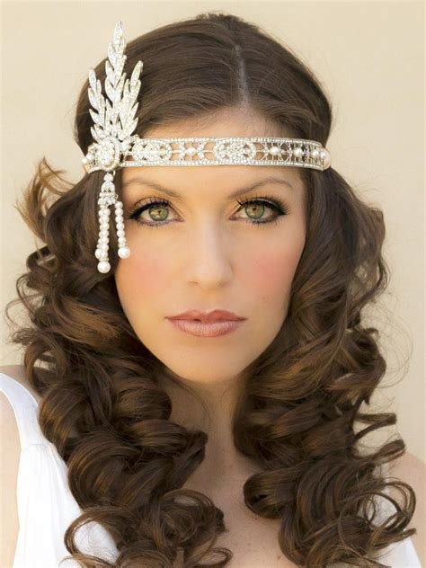 roaring 20s long hairstyles roaring 20s hairstyles for long hair picture gallary ideas